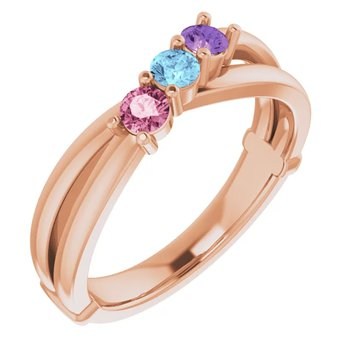 Customizable Mother's Ring