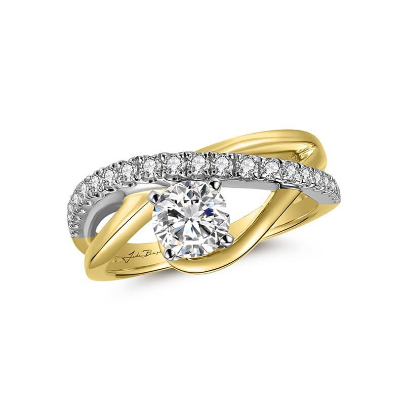 John Bagley Engagement Ring