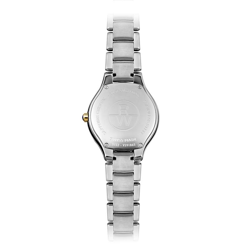 Raymond Weil Noemia Ladies Two-tone with Diamonds Quartz Watch