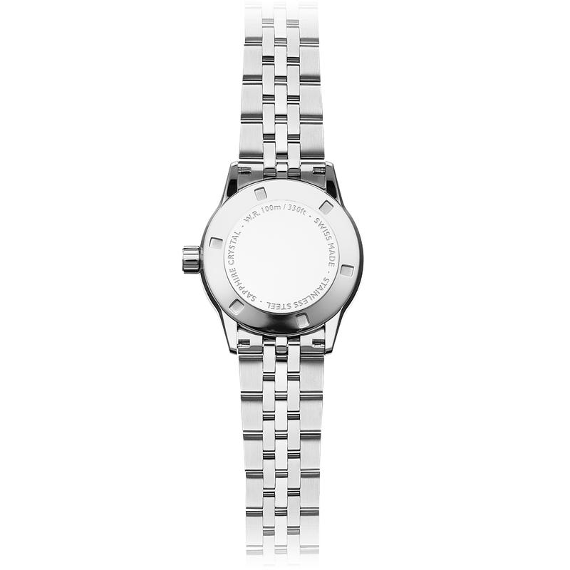 Raymond Weil Freelancer Ladies Mother of Pearl and Diamond Quartz Watch