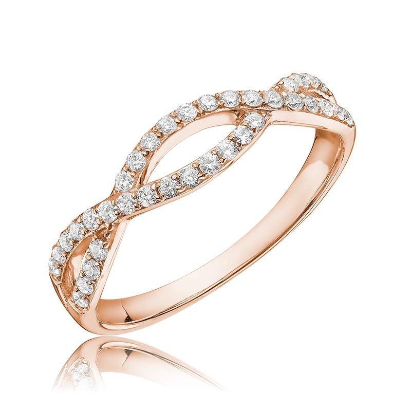 RnB Jewellery Diamond Treasures Infinity Ring