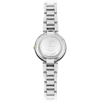Raymond Weil Shine Ladies Two-Tone With Mother of Pearl and Diamonds Quartz Watch