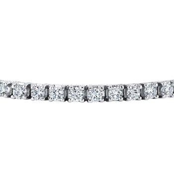 Canadian Diamonds Line Bracelet