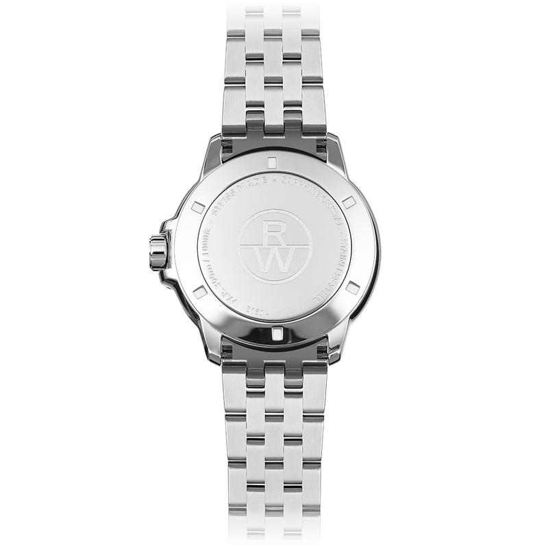 Raymond Weil Tango Grey Dial Quartz Watch