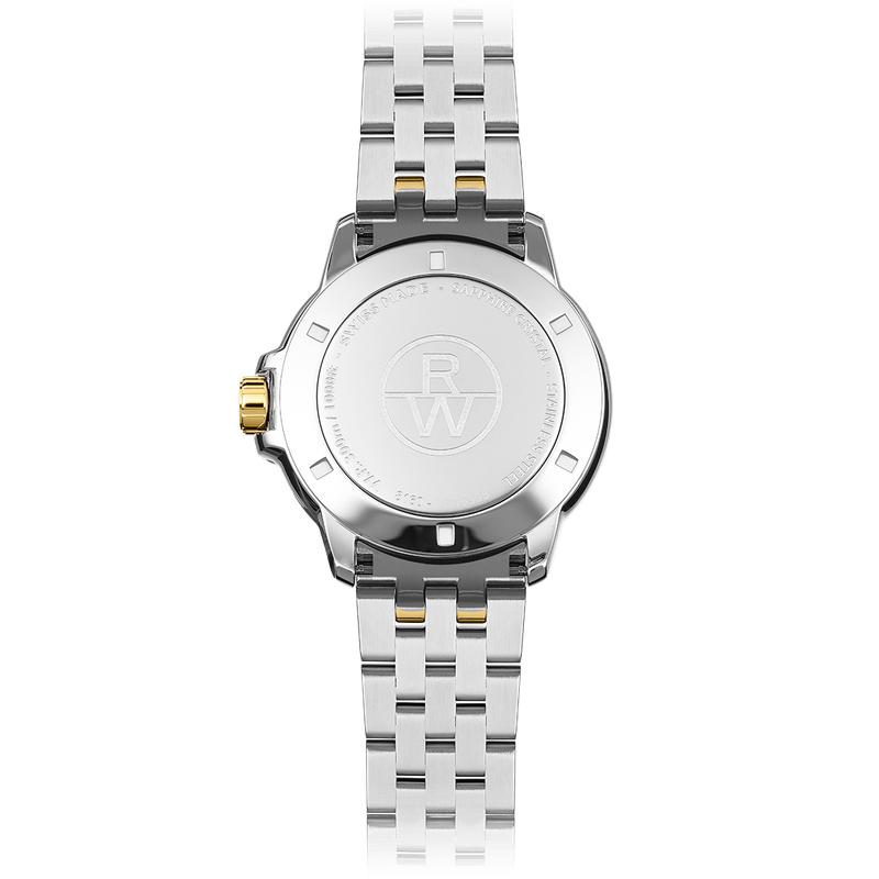 Raymond Weil Tango Classic Two-Tone Quartz Watch