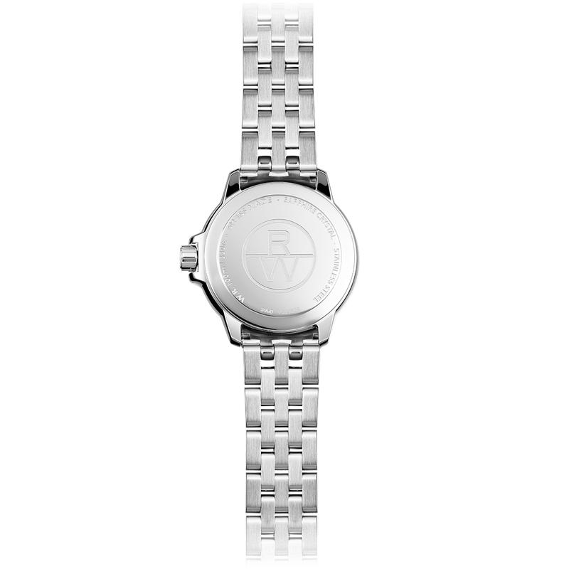 Raymond Weil Tango Ladies Quartz Watch With Diamonds