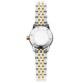 Freelancer Ladies Two-Tone With Diamonds Quartz Watch
