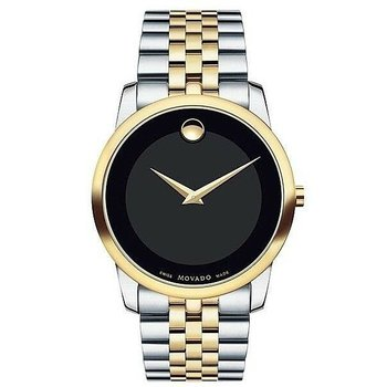 Movado Museum Two Tone Watch