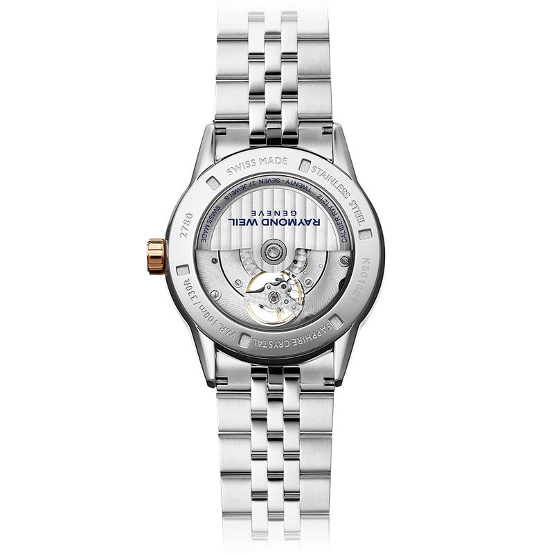 Raymond Weil Freelancer Calibre RW1212 Two-Tone Automatic Watch