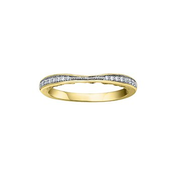 Tides of Love Double Halo Cushion Engagement Ring in Yellow Gold