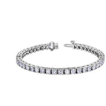Canadian Diamond Line Bracelet