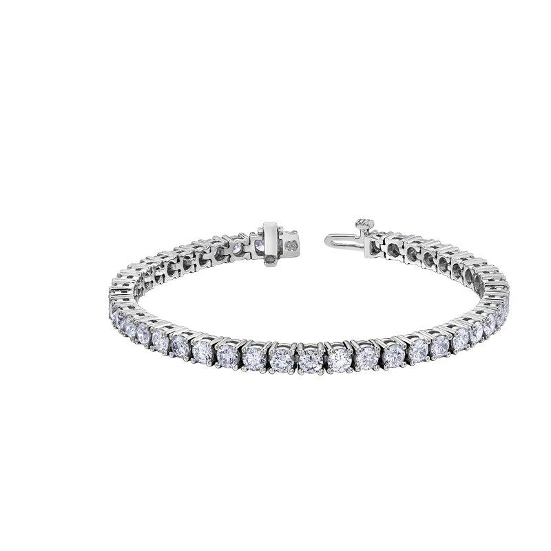 Maple Leaf Diamonds Canadian Diamond Line Bracelet