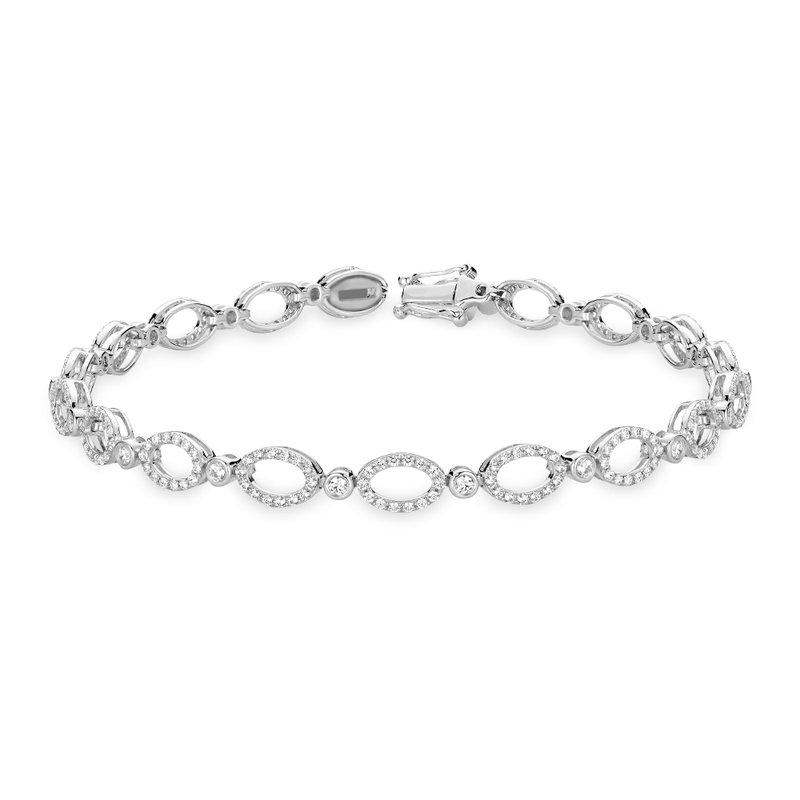 RnB Jewellery Diamond Tennis Bracelet