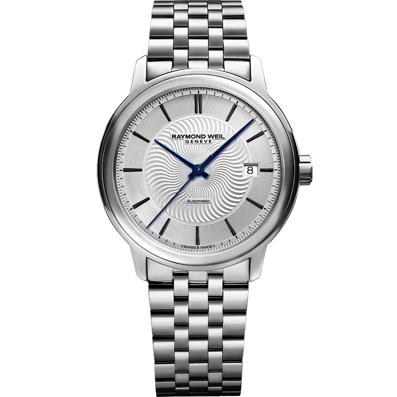 Raymond Weil Maestro Automatic Silver Dial Watch