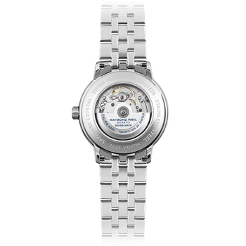Maestro Automatic Silver Dial Watch