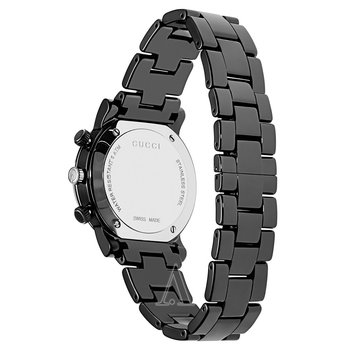 Gucci G-Chrono Black Ceramic Watch