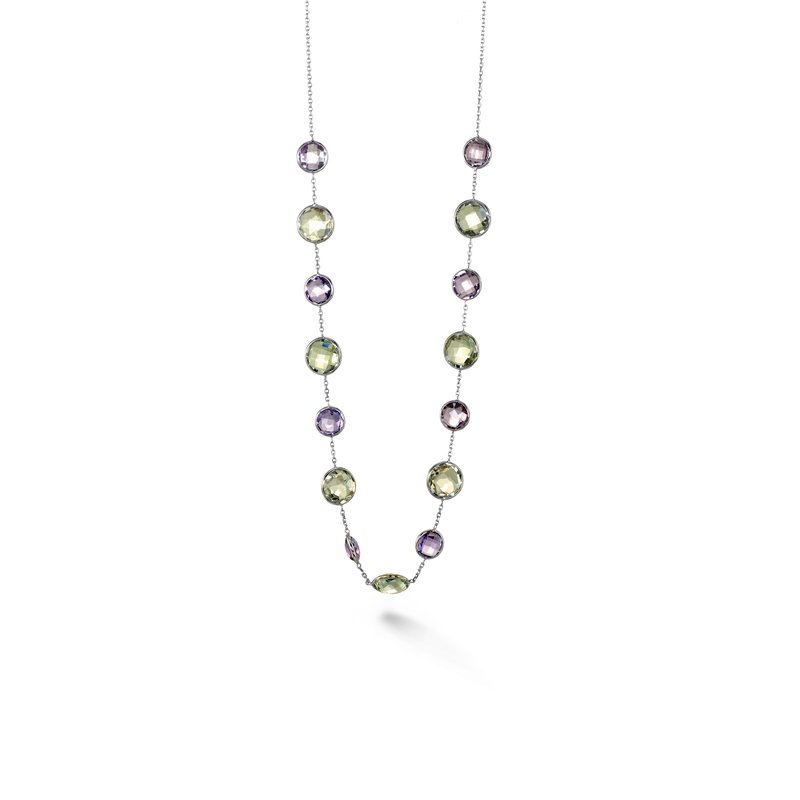 B Couture Multi-Stone Necklace