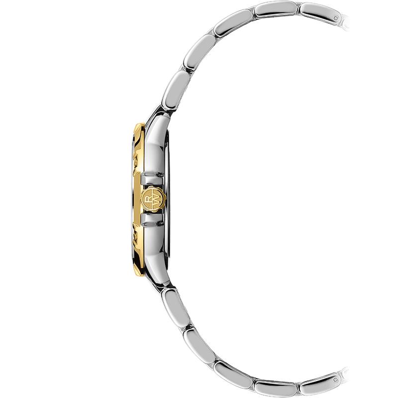 Raymond Weil Tango Ladies Two-Tone With Diamonds Quartz Watch