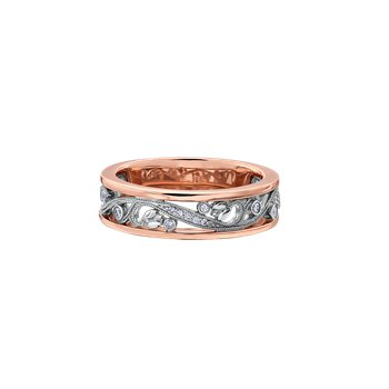 Summer Enchanted Garden Ring