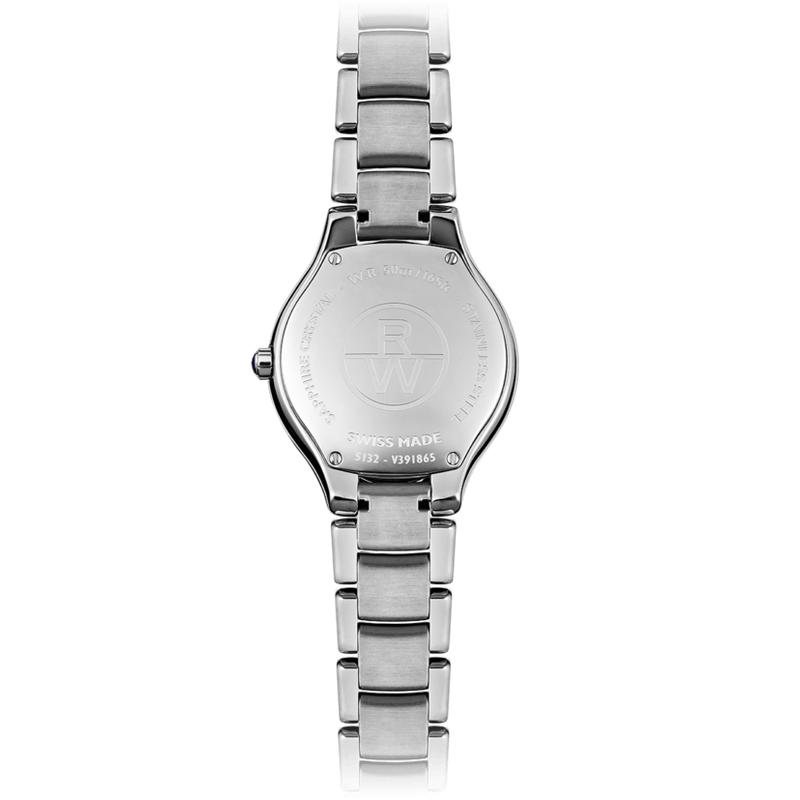 Raymond Weil Noemia Ladies Pink Dial With Diamond Quartz Watch