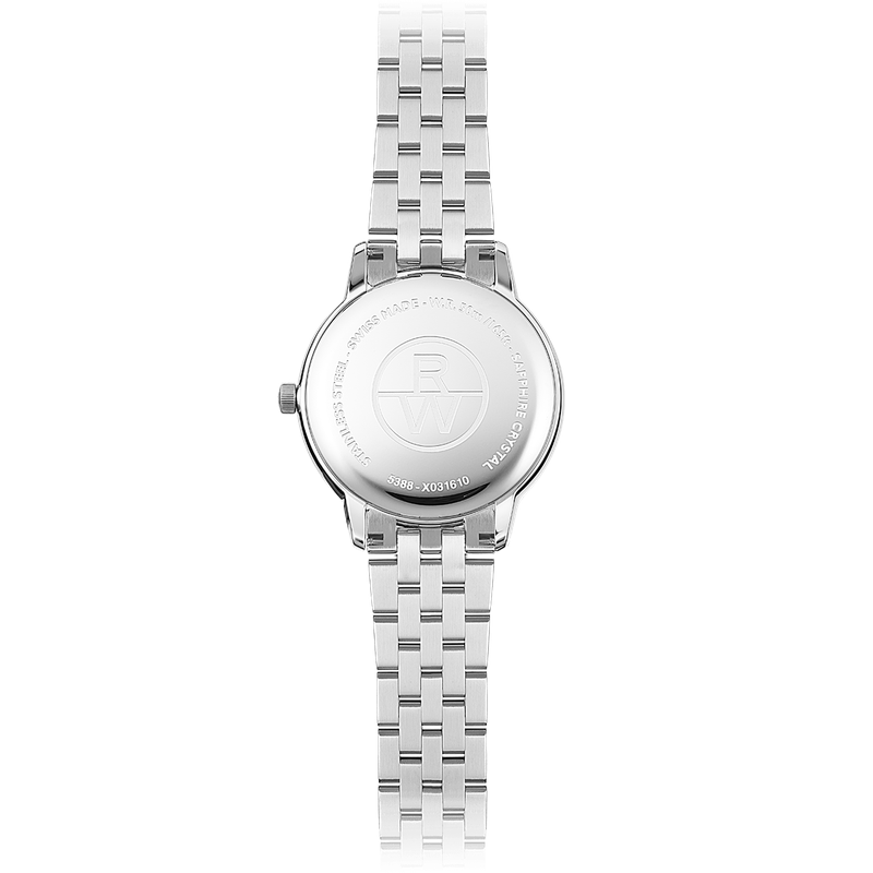Raymond Weil Toccata Ladies Mother of Pearl With Diamonds Quartz Watch