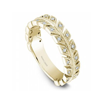 Wheat Sheaf Diamond Band