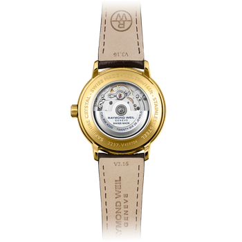 Maestro Gold Tone Automatic Watch