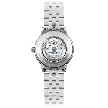 Maestro Silver Dial Automatic Watch