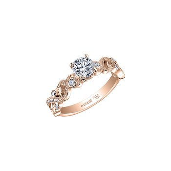 Summer Enchanted Engagement Ring