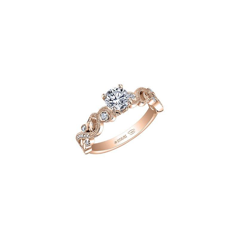 Maple Leaf Diamonds Summer Enchanted Engagement Ring