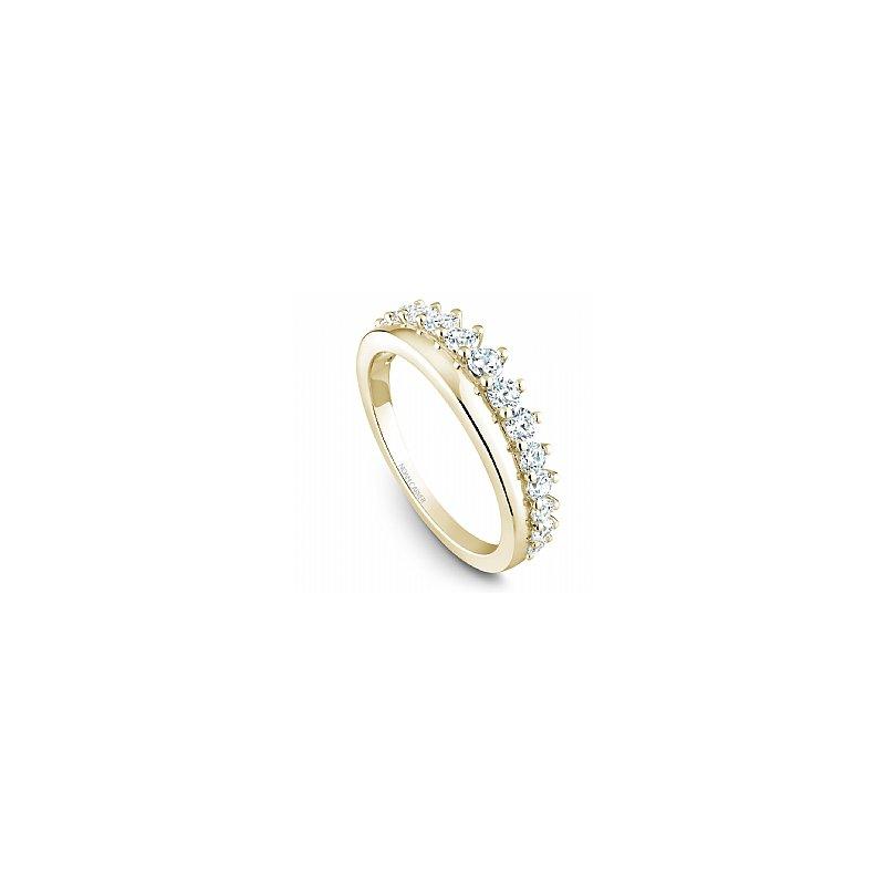 Noam Carver  Asymmetrical Diamond Band