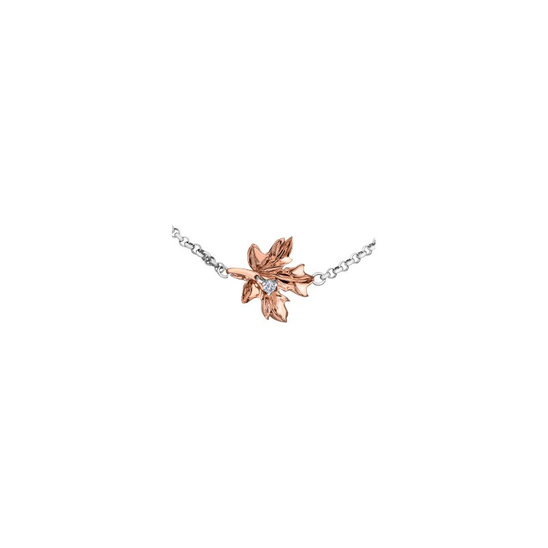 Maple Leaf Diamonds Maple Leaf Diamond Bracelet