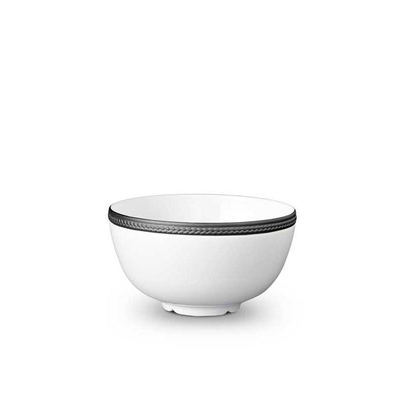 L' Objet Soie Tressee Cereal Bowl