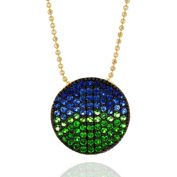 Marea Large Infinity Necklace