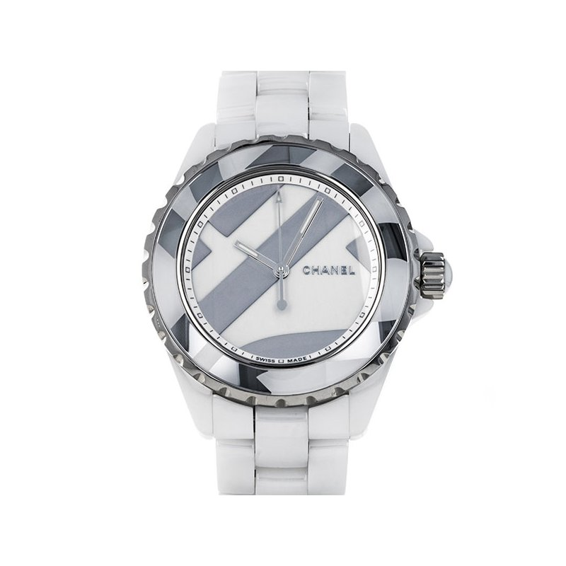 Pre-Owned Chanel J12 Untitled (Ref. H5582)