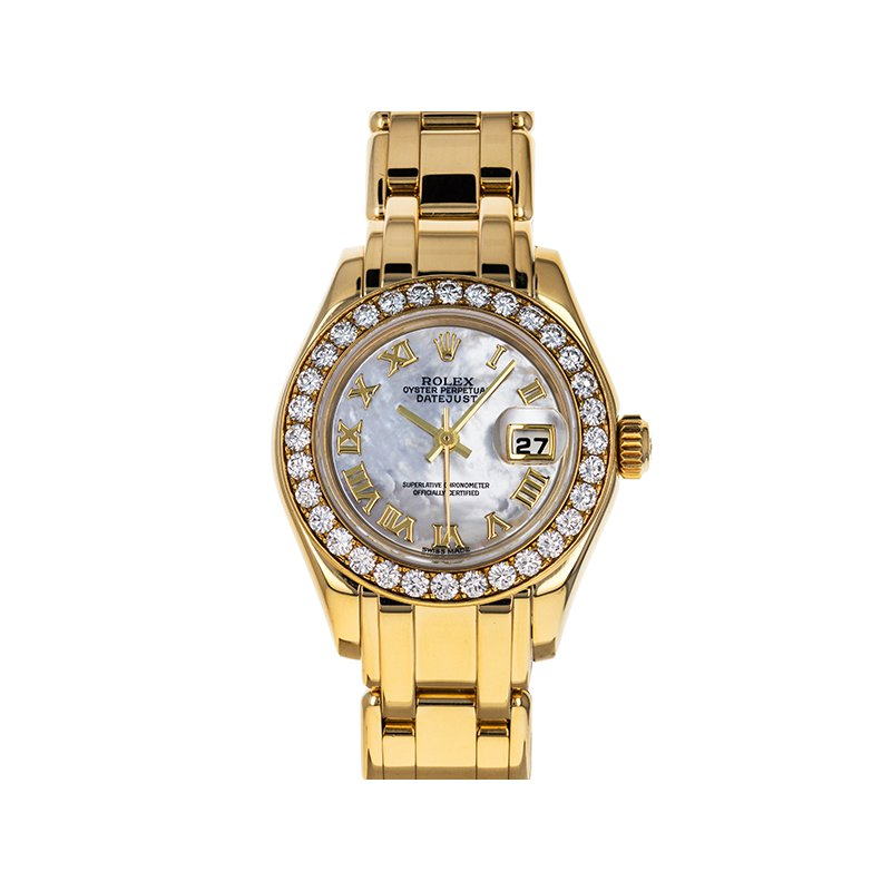 Pre-Owned Rolex Pearlmaster (Ref. 80298)