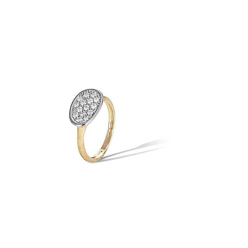 Marco Bicego Lunaria Collection Diamond Ring