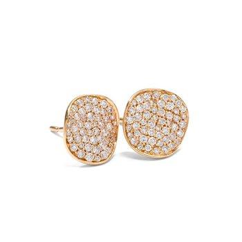 Small Stardust Stud Earrings