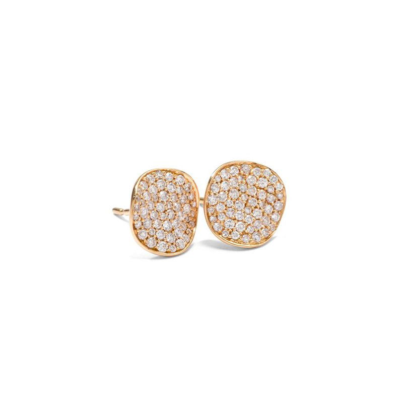 Ippolita Small Stardust Stud Earrings