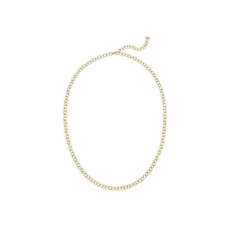 """Temple St. Clair 24"""" Classic Oval Chain"""