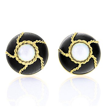 Rosewood Earrings