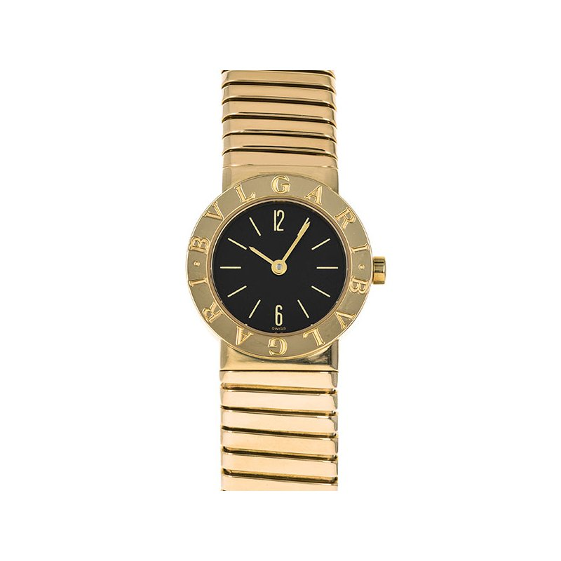 Pre-Owned Bvlgari Tubogas (Ref. BB 23 2T)