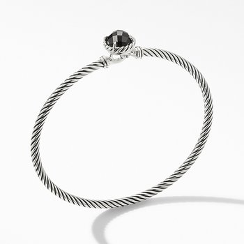 Chatelaine Bracelet with Black Onyx