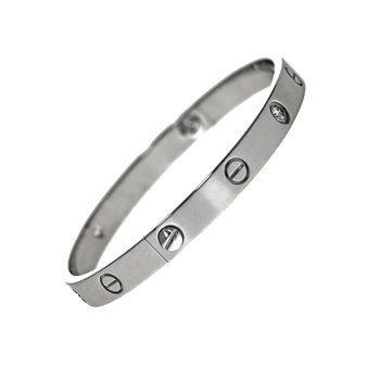 4 Diamond Love Bracelet