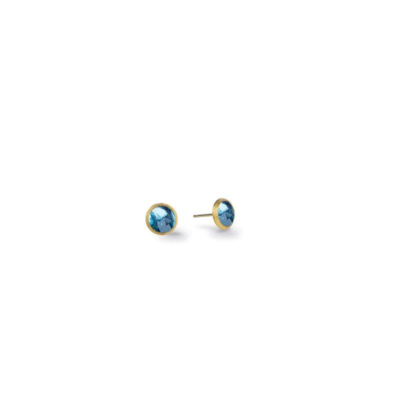 Marco Bicego Jaipur Blue Topaz Earrings