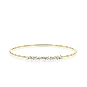 Enchanted Wire Strap Bracelet