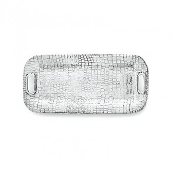 Croc Large Rectangular Tray with Handles