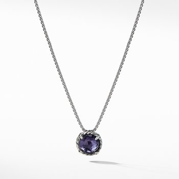 Necklace with Lavender