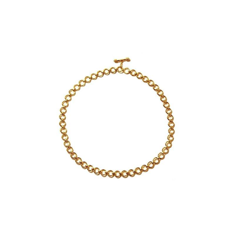 """Elizabeth Locke Farnese Link Necklace-21"""""""