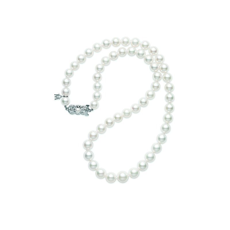 Mikimoto Akoya Pearl Necklace